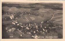 71304/47 - Fliegeraufnahme Münzkirchen im Bezirk Schärding im Innviertel um 1940