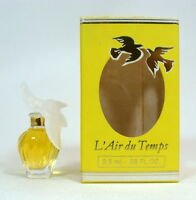 L'AIR DU TEMPS NINA RICCI WHITE DOVES EAU DE TOILETTE 2.5 ML 0.08 FLOZ MINIATURE