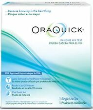 ORAQUICK In-Home HIV Test 1 ea