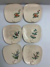 Japanese Porcelain Plates Signed Asahi Kyomizu