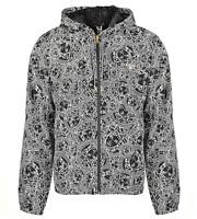 VERSACE Black Medusa Shower Proof Jacket  SZ IT52 XL New Authentic