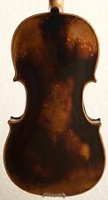 old violin 4/4 geige viola cello fiddle label FRANCISCUS GEIFFENHOF