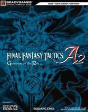 FINAL FANTASY TACTICS A2: Grimoire of the Rift Official Strategy Guide (Offic…