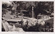 C.W. Mack's Summer Home BELFOUNTAIN Caledon Ontario Canada 1946-50s RPPC 16