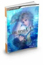 Final Fantasy X-X2 HD Remaster Official Strategy Guide, BradyGames, Good Book