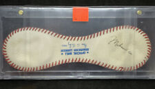 MUHAMMAD ALI SIGNED *ULTRA RARE* AMERICAN LEAGUE BASEBALL SKIN IN BLACK INK!!