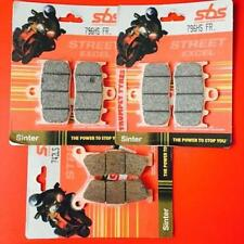 Pastillas de freno SBS para motos BMW