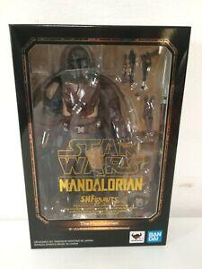 IN STOCK Bandai S.H.Figuarts Star Wars The Mandalorian - US SELLER