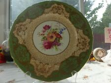 Collectable Vintage 1932's Royal Doulton Gold Rimed Plate 10""