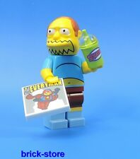 LEGO® THE SIMPSONS SERIE 2 (71009) FIGUR (Nr.07)  COMICBUCHVERKÄUFER
