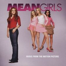 1 CENT CD Mean Girls OST pink / katy rose / anjali