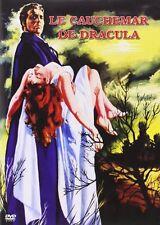 DVD *** LE CAUCHEMAR DE DRACULA *** avec Christopher Lee  (neuf sous blister)