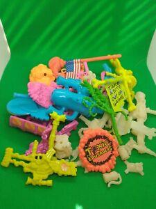 Toxic Crusaders HUGE LOT 30+ accessories psycho junkyard disaster nozone ranger