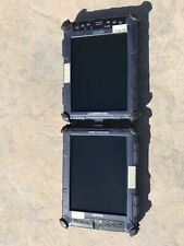 2 (qty) XPLORE ix104-C3 Rugged Tablets Missing HDD & OS, Laptop 1.2 GHz 1g Ram