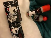 WALT DISNEY World Resort Mickey Mouse Soap Shampoo Conditioner lot of 4 New