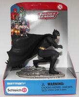 Batman Kneeling - Justice League Figurine - New in Box - Schleich 22503