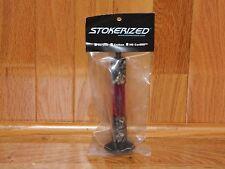 New Stokerized Hunter 6 Inch Bow Stabilizer -Mathews Lost Camo w/Red Acrylic Rod