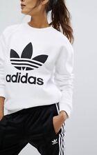 biała bluza adidas | eBay