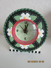 "Mary Engelbreit Clock-""Mary Chairies' (Rare Find)"