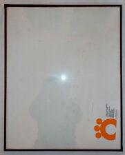 CORNICE PORTAFOTO - PICTURE FRAME - FOTOS MARCO/ COLOR MARRONE SCURO - 40X50