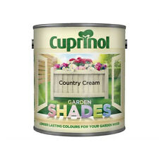Cuprinol Garden Tonalità Crema Country 1 Litro vernice