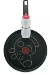 Quality Tefal Peppa Pig 25Cm Pancake Pan With Squeezy - Crepe Pan