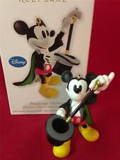 Hallmark Ornament 2012 MAGICIAN MICKEY MICKEYS MOVIE MOUSTERPIECES 1ST IN SERIES