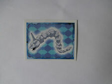 Autocollant Stickers POKEMON Collection MERLIN N°95 ONIX !!!