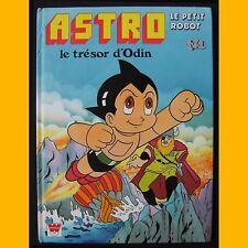 ASTRO LE PETIT ROBOT Le Trésor d'Odin 1986