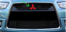 EMBLEM OVERLAY vinyl decal Mitsubishi Lancer Evolution front/rear 07 08 09 10 11