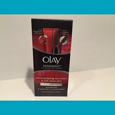 Olay Regenerist Micro-Sculpting Eye Cream  Lash Serum Duo 1 Kit, (EXP.01/16)