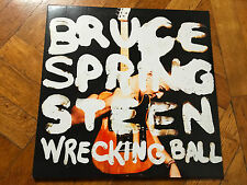 2 LP + CD  Bruce Springsteen ‎– Wrecking Ball Label: Columbia ‎– 88691 942541 Fo