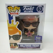Funko Pop Hollywood Freddy Funko Hollywood Exclusive with Protector