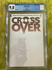 CROSSOVER #5 CGC 9.8 W IMAGE COMICS SKETCH VARIANT COVER