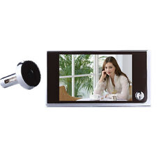 3.5 inch LCD 120 Degree Peephole Viewer Door Eye Doorbell Color IR Camera YQ