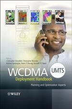 WCDMA (UMTS) Deployment Handbook: Planning and Optimization