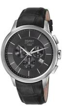 Esprit Collection Herrenuhr Crius Chrono Black EL101961F01  Analog Chronograph L