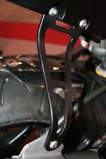 Aprilia RSVR Mille 2001 R&G Racing Exhaust Hangers Pair EH0002BK Black