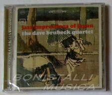 THE DAVE BRUBECK QUARTET - JAZZ IMPRESSIONS OF JAPAN - CD Sigillato