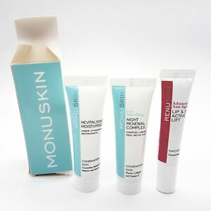 MONUSKIN Daily Ritual Colletion Trio Normal/ Combination Skin #1024