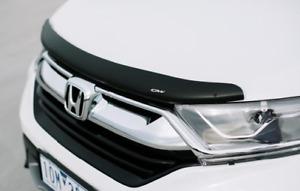 Genuine Honda CRV Bonnet Protector - Matte Black Bonnet Guard (06/2017-Current)