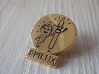 Pin's vintage épinglette Collector publicitaire epilux Lot V097