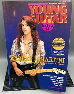 Warren Demartini Young Guitar Extra 14 Tablature