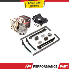 Timing Chain Kit Water Oil Pump for 97-01 Ford E-Series F-Series 5.4L 2-Valve