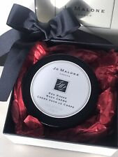 Jo Malone Red Roses Perfumed Luxury Body Cream Creme~Matches The Cologne GiftBox