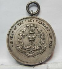 Post WW1 Middlesex Regiment shooting Medal Winner of Lady Regnart Cup 1926 3cm