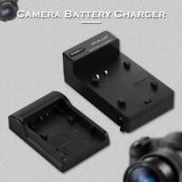 Mains Battery Wall Charger for Sony Canon HC9E S CX520E CX500 ENikon camera
