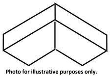 8x Stramit FASCIA BOARD INTERNAL CORNERS 90-Degree Colorbond CLASSIC CREAM