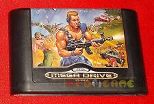 MERCS Sega Mega Drive MegaDrive Versione Europea PAL ○ SOLO CARTUCCIA - E3