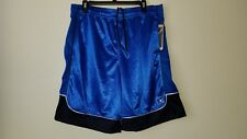 * New Mens Basketball Shorts by And1.*Adjustable Elastic Waist Size Xl.*